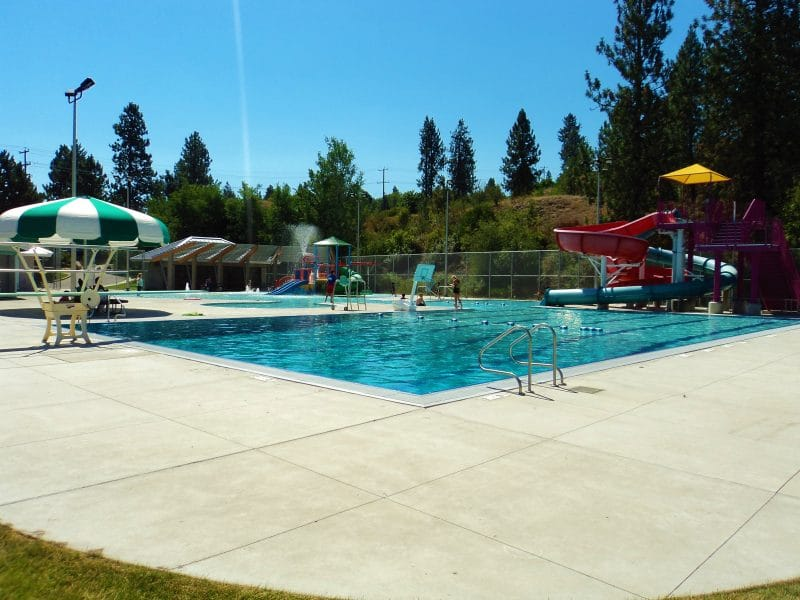 Liberty Park Pool Spokane