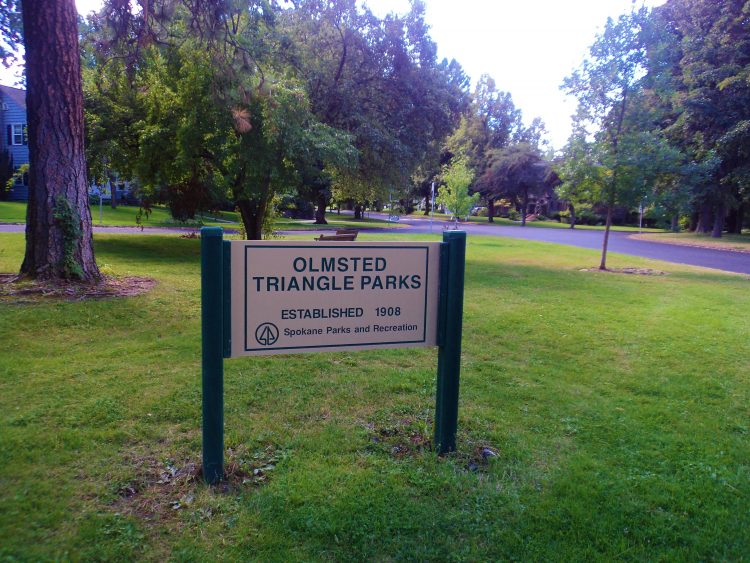 Olmsted Pocket Parks