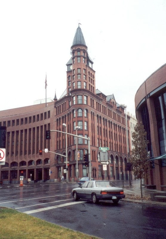 Spokesman Review Building
