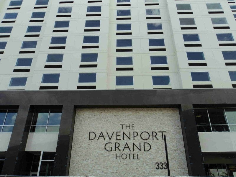 The Davenport Grand Hotel