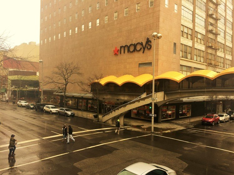 Macy's Downtown Spokane