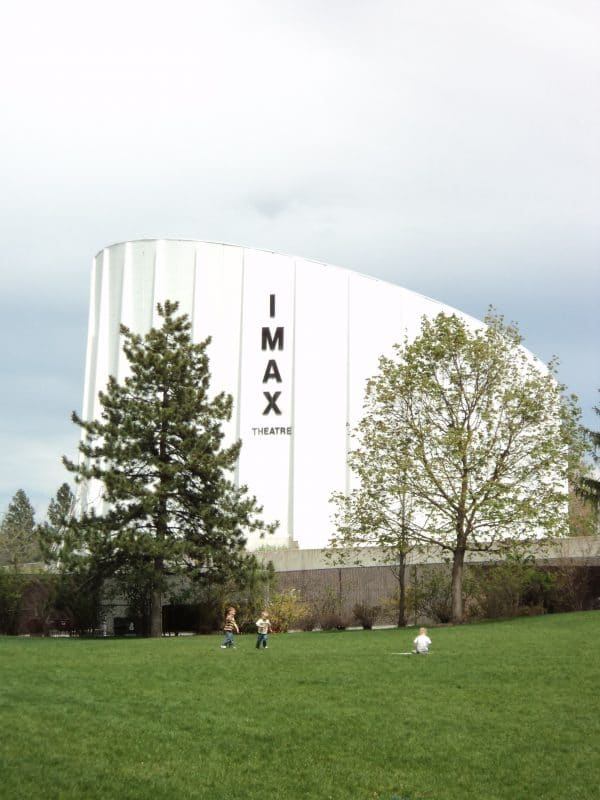 Spokane Imax Theater