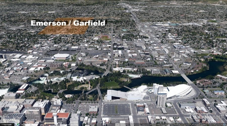 Emerson Garfield Neighborhood Spokane
