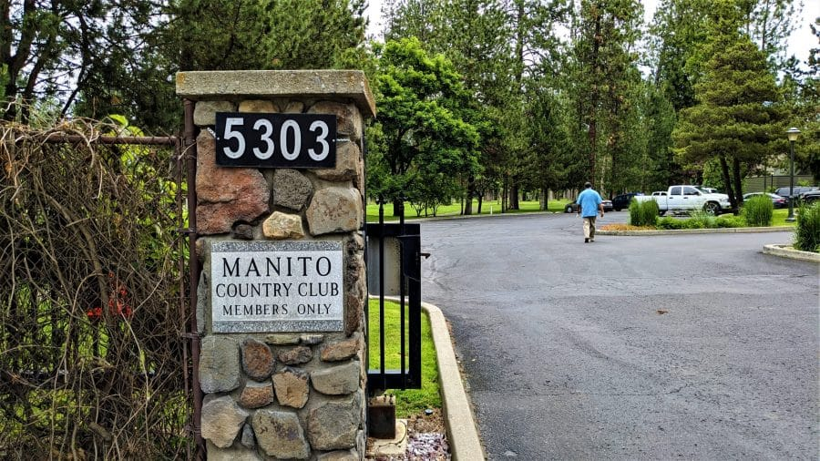 Manito Country Club Neighborhood Spokane